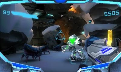 Metroid Prime Federation Forces screenshot