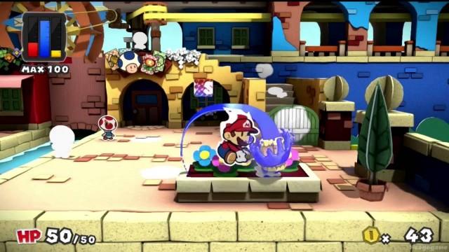 Mario Color Splash 1