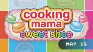 Majesco might be gone, but that isn't stopping Office Create from bringing a new Cooking Mama to 3DS!  Expect more of the cooking action fans love, except the focus this time is on making sweets and puddings.