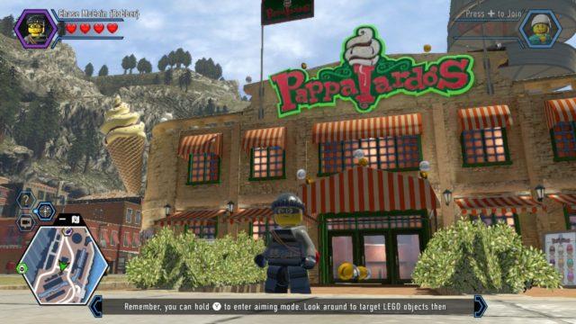 Review Lego City Undercover Switch Nintendojo