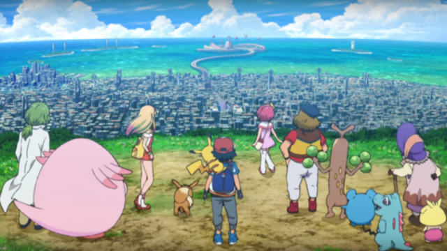 Movie Review Pokemon The Movie The Power Of Us Nintendojo