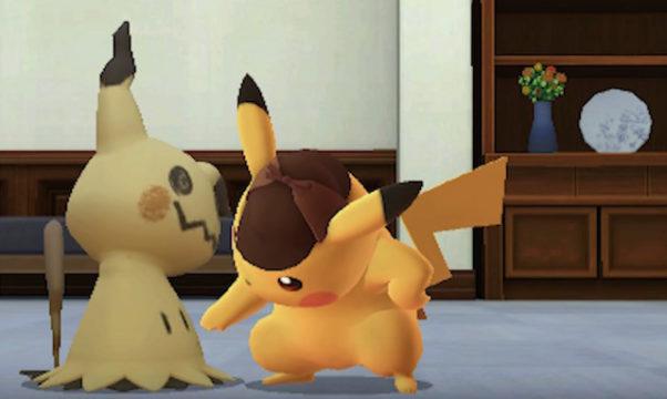 Review Detective Pikachu 3ds Nintendojo