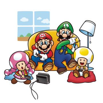 Review New Super Mario Bros U Deluxe Switch Nintendojo