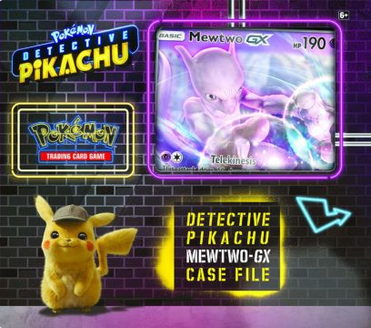 all detective pikachu pokemon cards