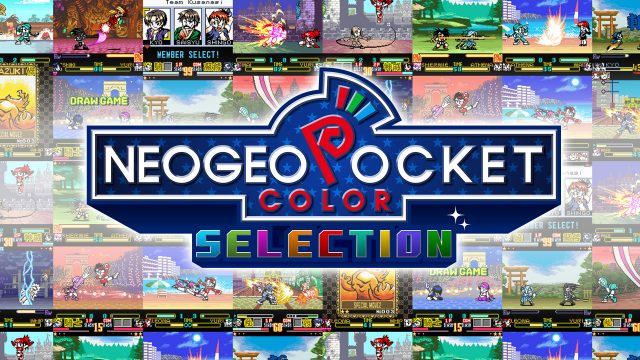 Neo Geo Pocket Color Selection Compilation Release Announced for Switch