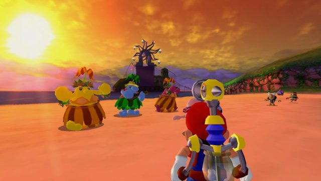 Diving Into the Day-One Update for Super Mario 3D All-Stars «  Nintendojo