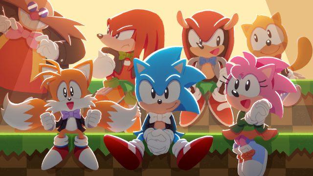 Jeż Sonic organizuje koncert na swoje 30-ste urodziny!